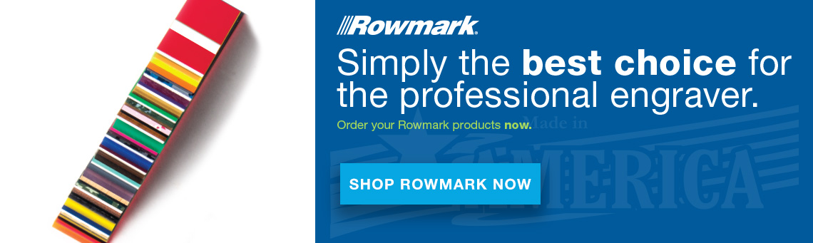 Rowmark Engraving Stock