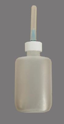 Solvent Applicator Bottle 2 Oz From Delvie S Plastics