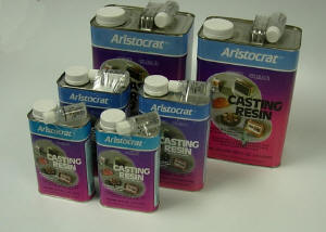 Aristocrat Water Clear Polyester Casting Resin