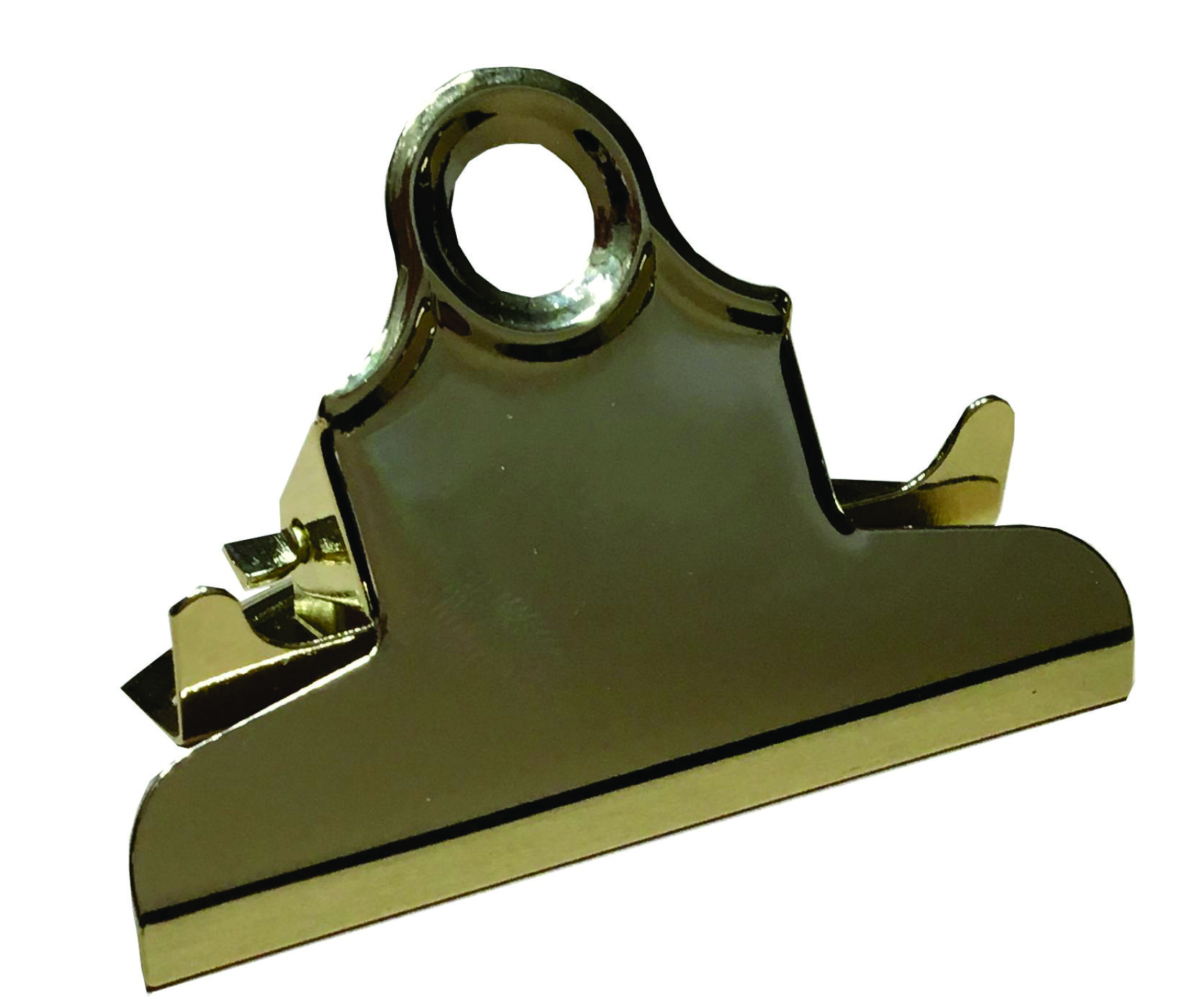 3 Quot Gold Finish Clipboard Clips From Delvie S Plastics