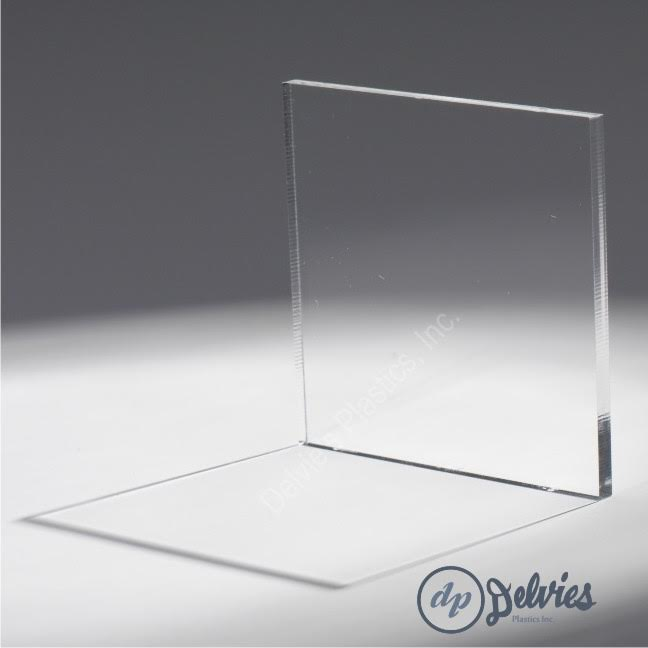 Crystal Clear Cell Cast Plexiglass Sheet From Delvie S